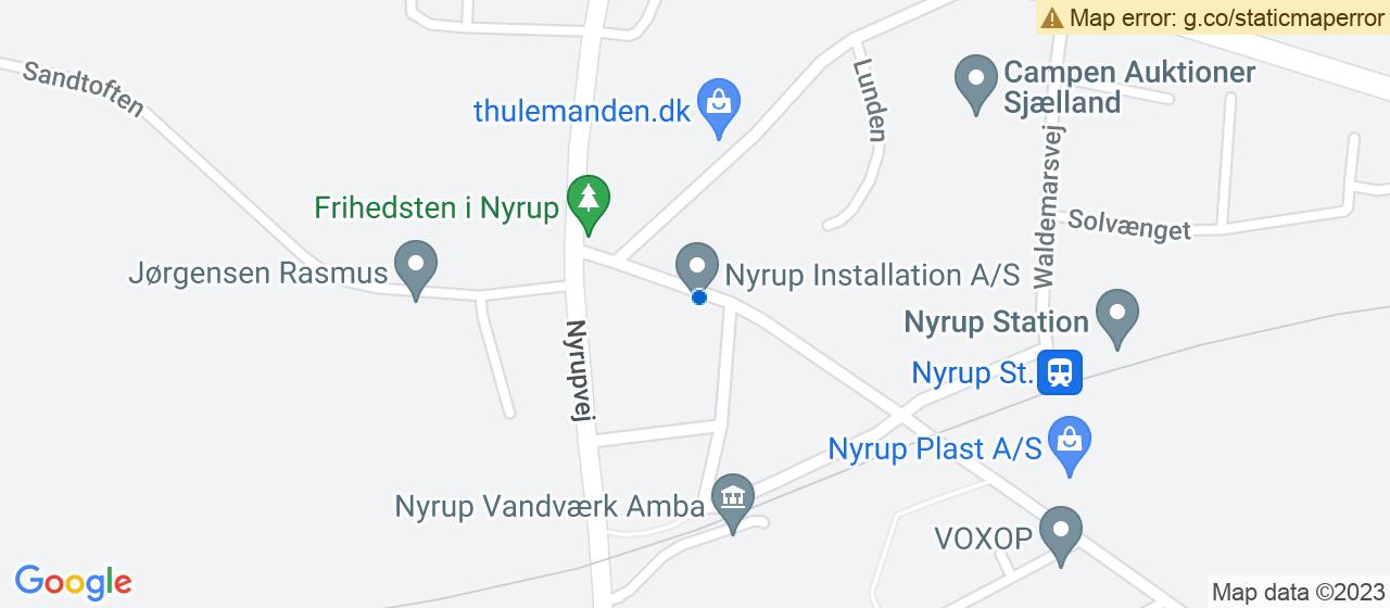 alarmselskaber i Nyrup