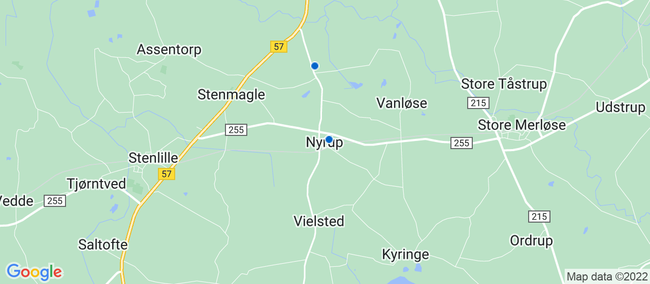 byggefirmaer i Nyrup