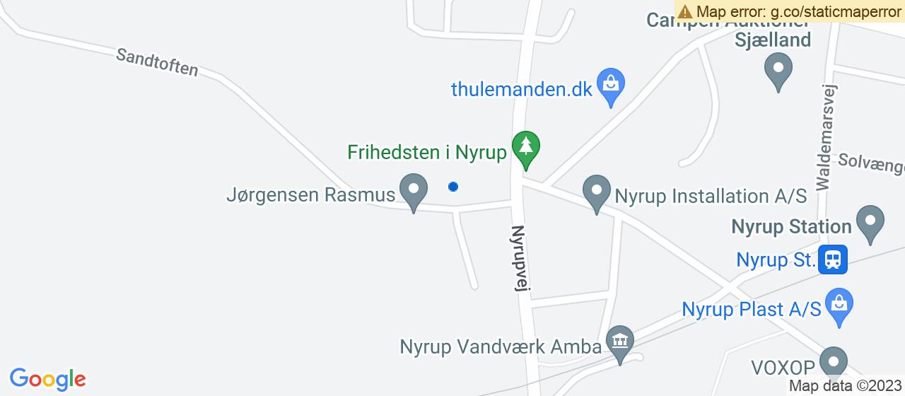vvsfirmaer i Nyrup