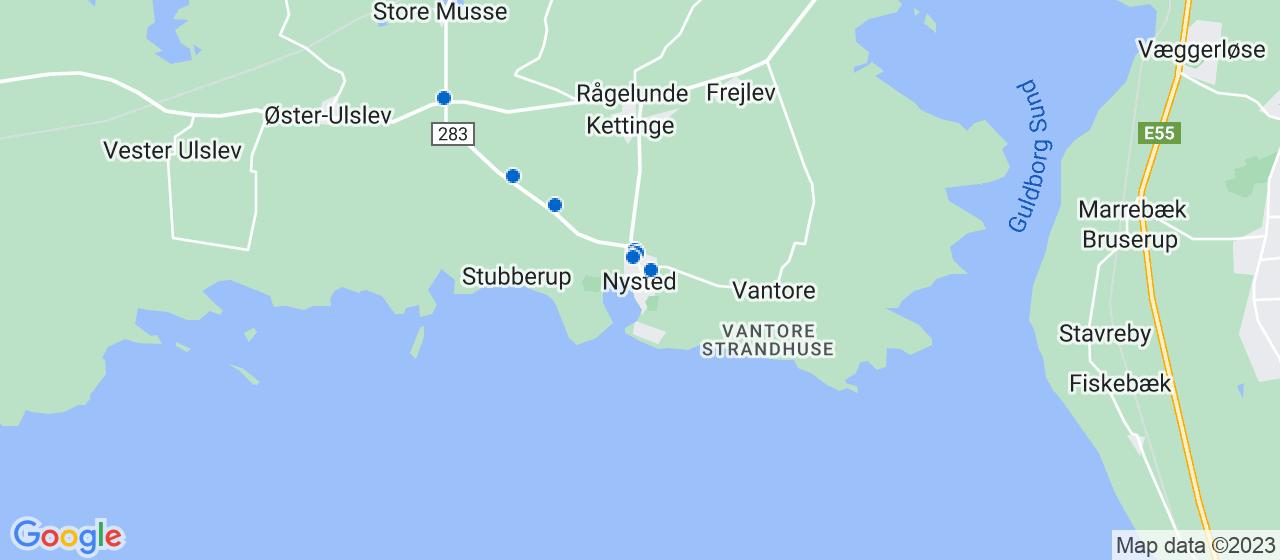 håndværkerfirmaer i Nysted