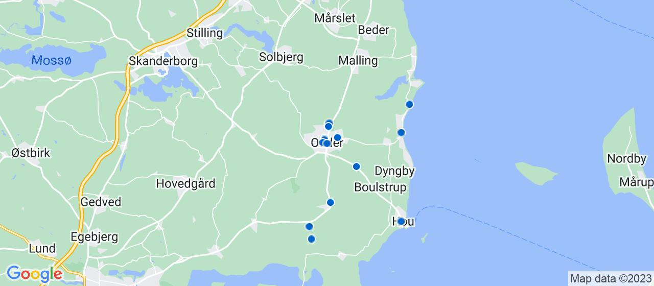 cateringfirmaer i Odder