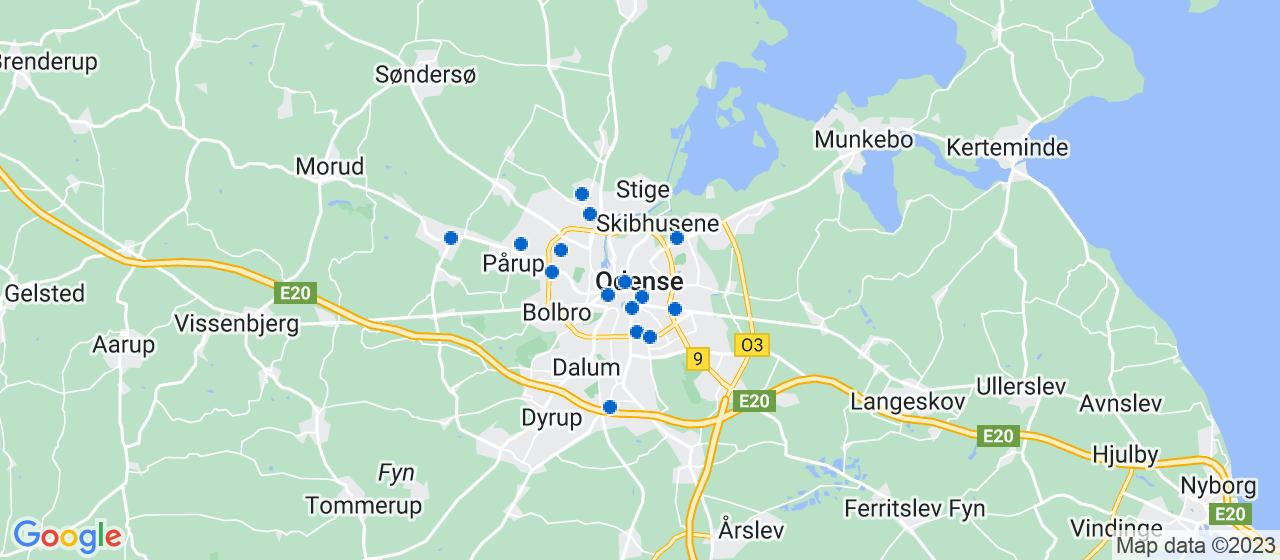 festmusiker i Odense