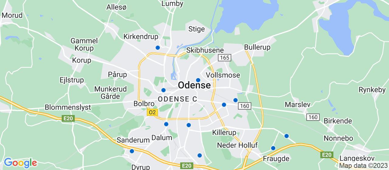 flyttefirmaer i Odense