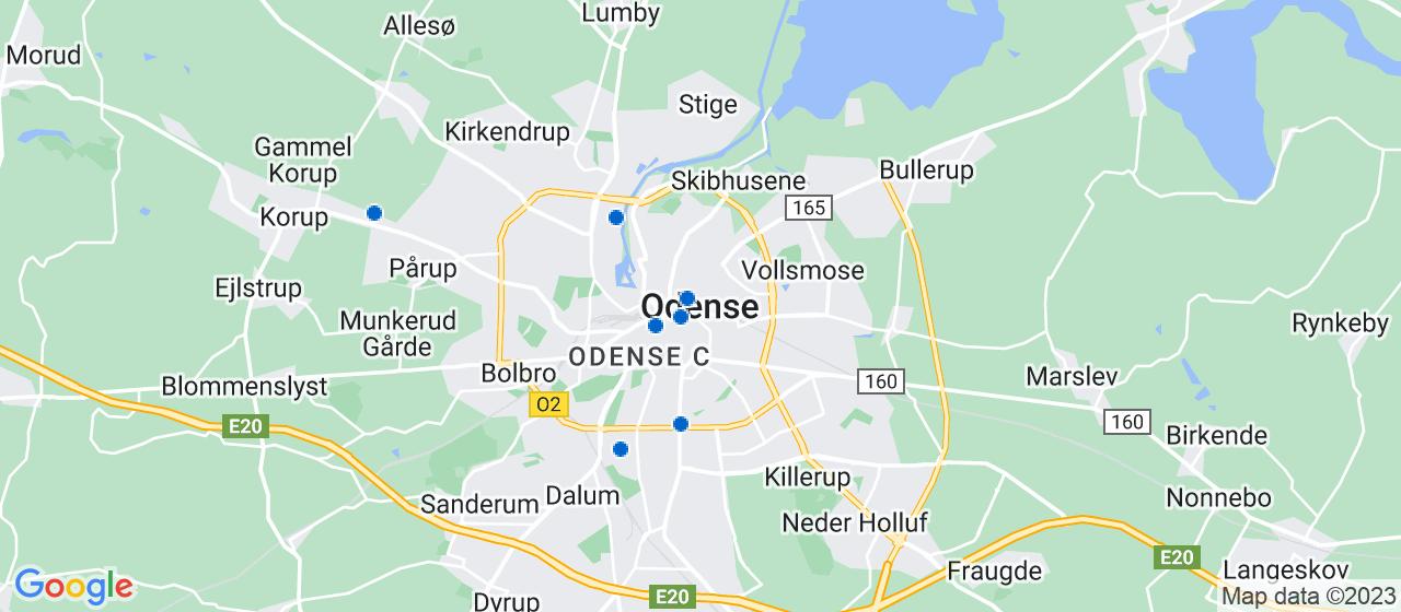 advokatfirmaer i Odense