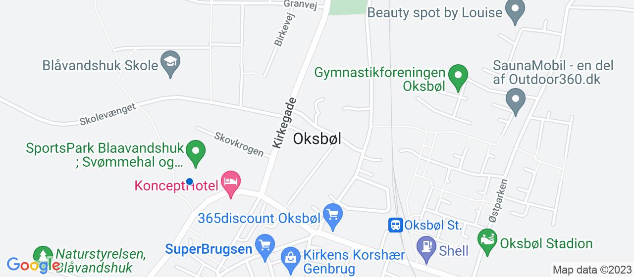 advokatfirmaer i Oksbøl