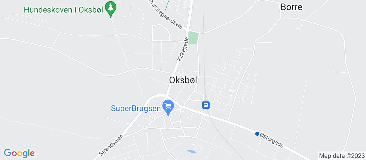 elektrikerfirmaer i Oksbøl