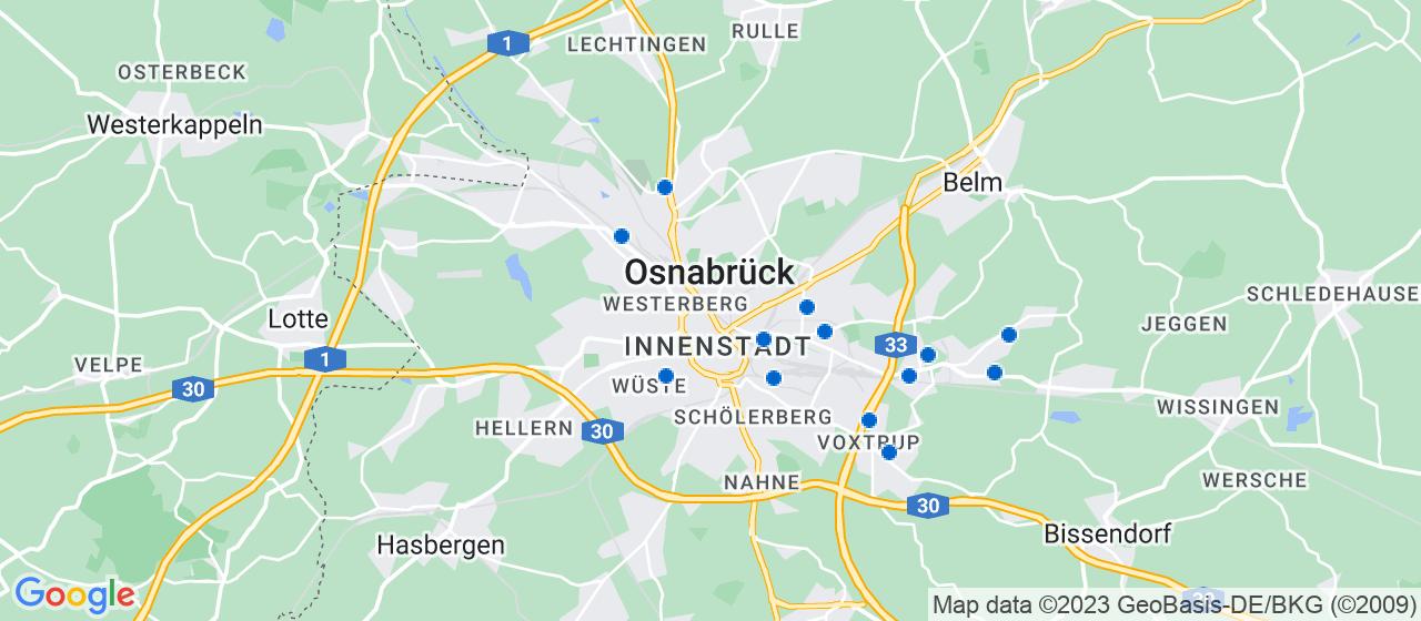 Umzugsunternehmen i Osnabrück