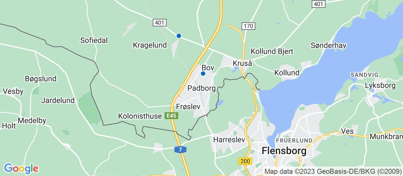 mekaniker firmaer i Padborg