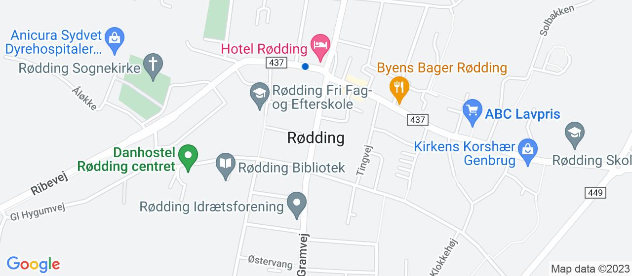 advokatfirmaer i Rødding