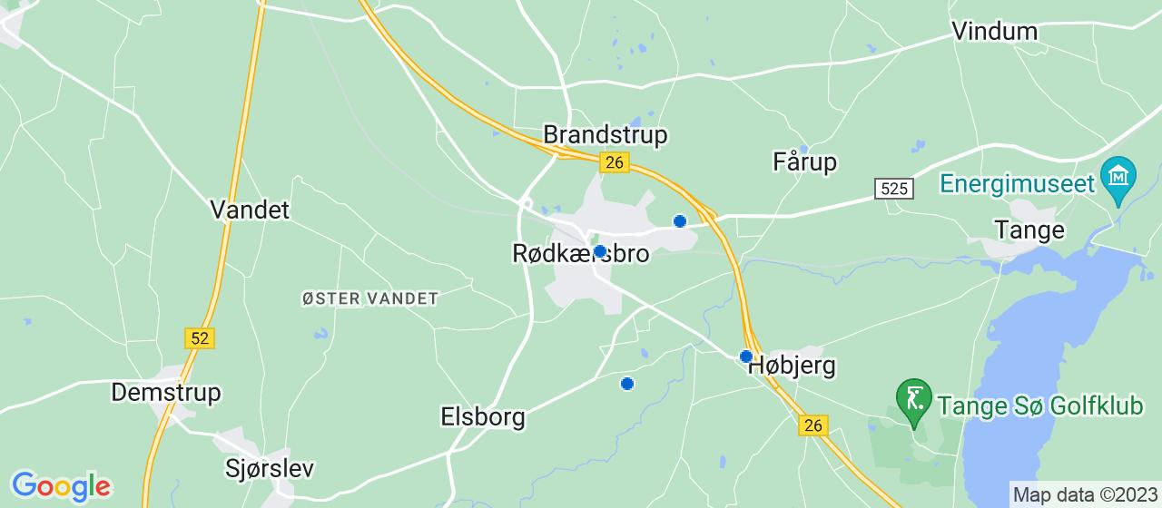 elektrikerfirmaer i Rødkærsbro