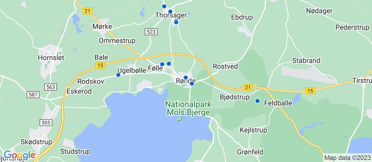 revisorfirmaer i Rønde