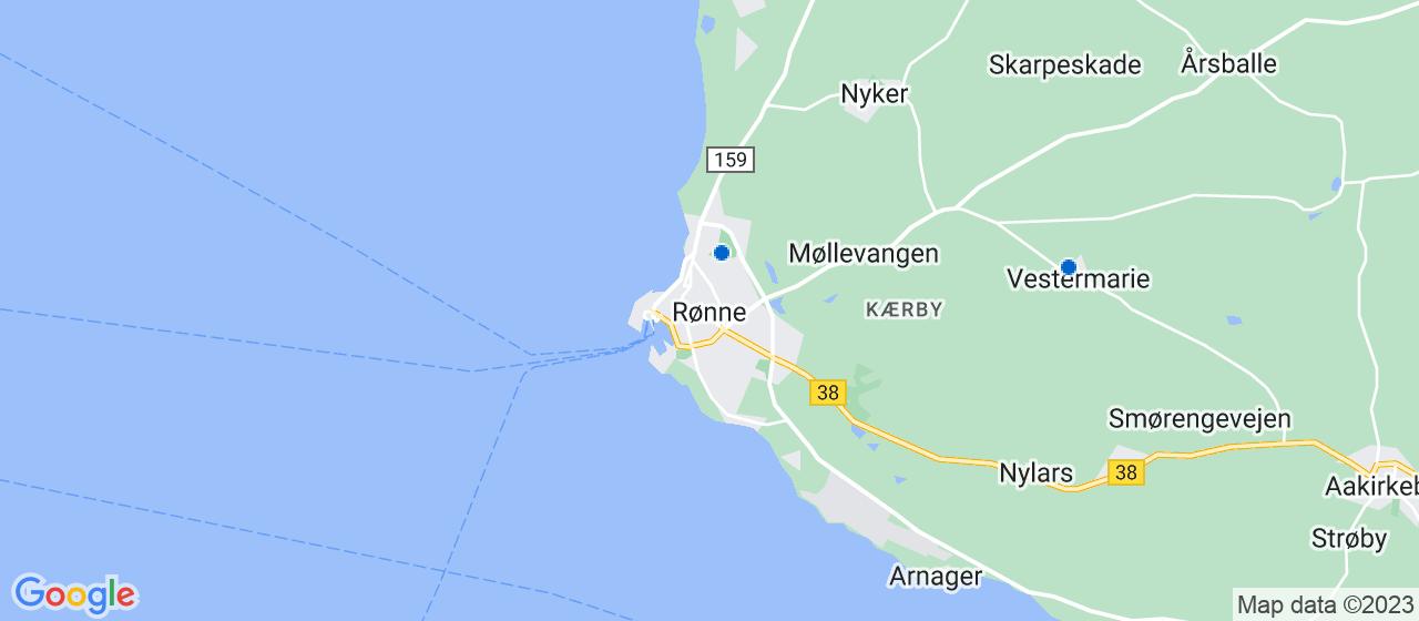 anlægsgartnerfirmaer i Rønne
