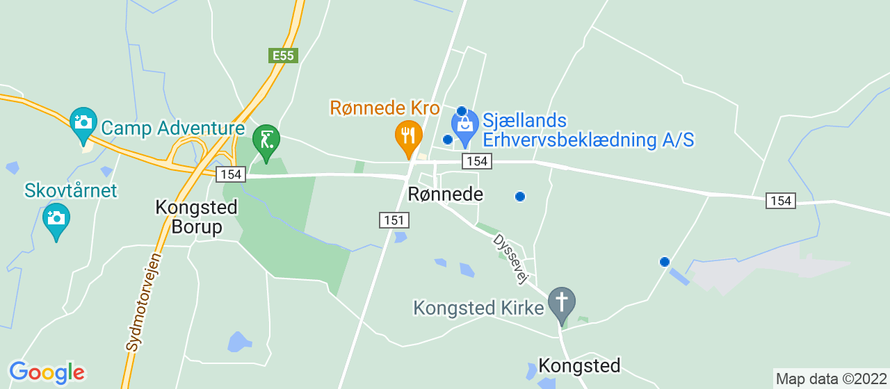 elektrikerfirmaer i Rønnede