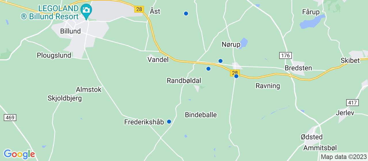 byggefirmaer i Randbøl