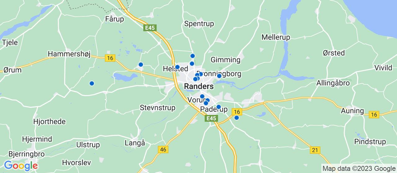 byggefirmaer i Randers