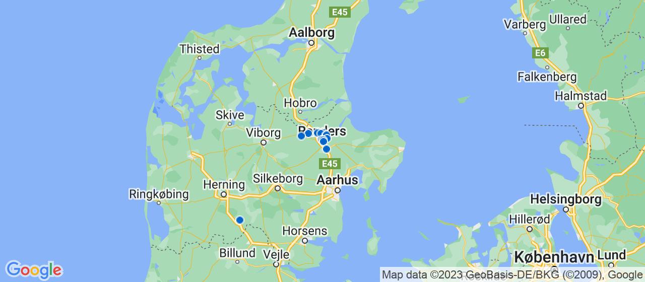 varmepumpe firmaer i Randers