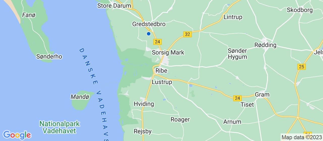 flyttefirmaer i Ribe