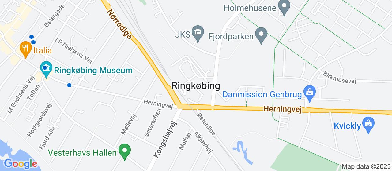 advokatfirmaer i Ringkøbing