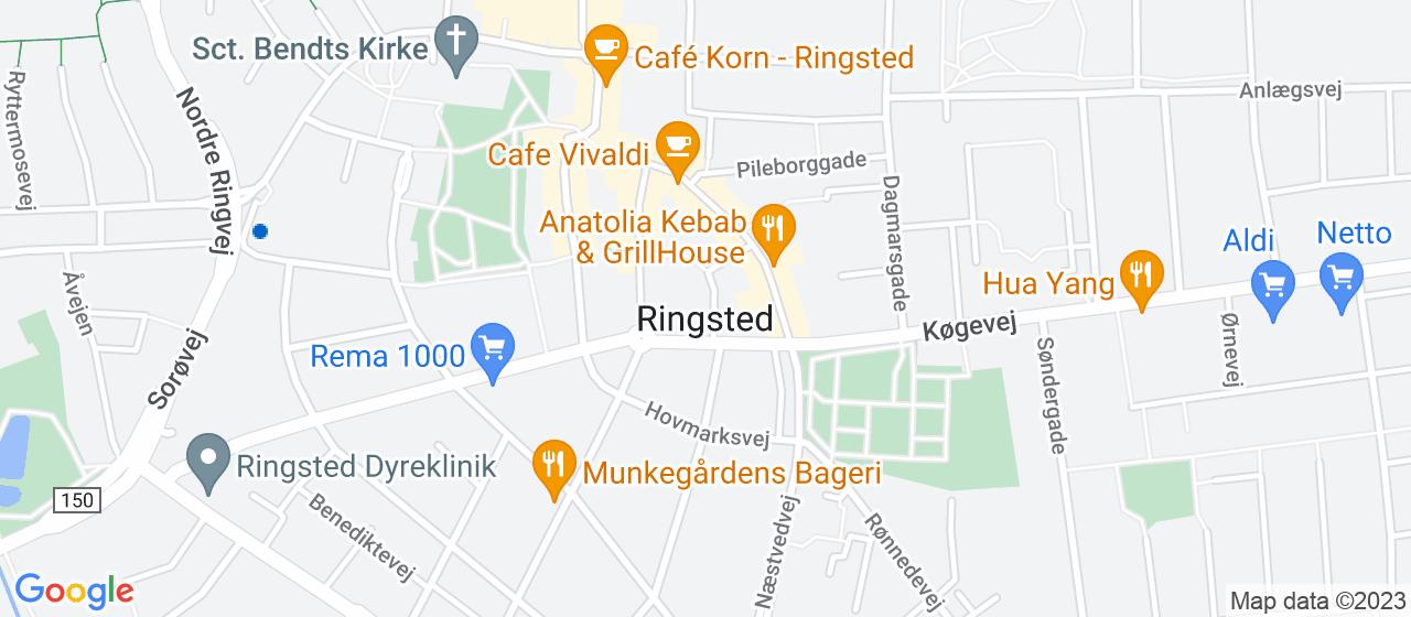 facadeisolering firmaer i Ringsted