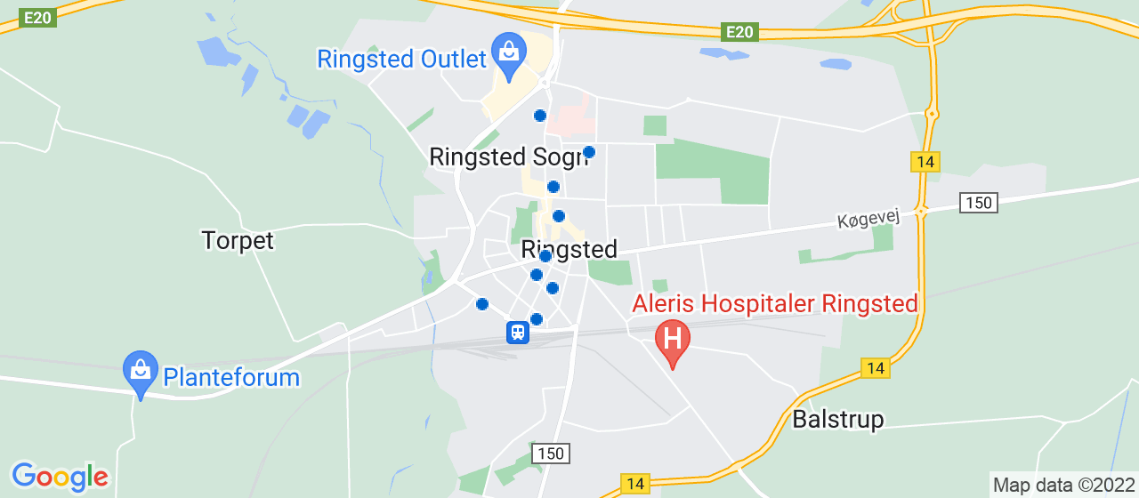 tandlæger i Ringsted