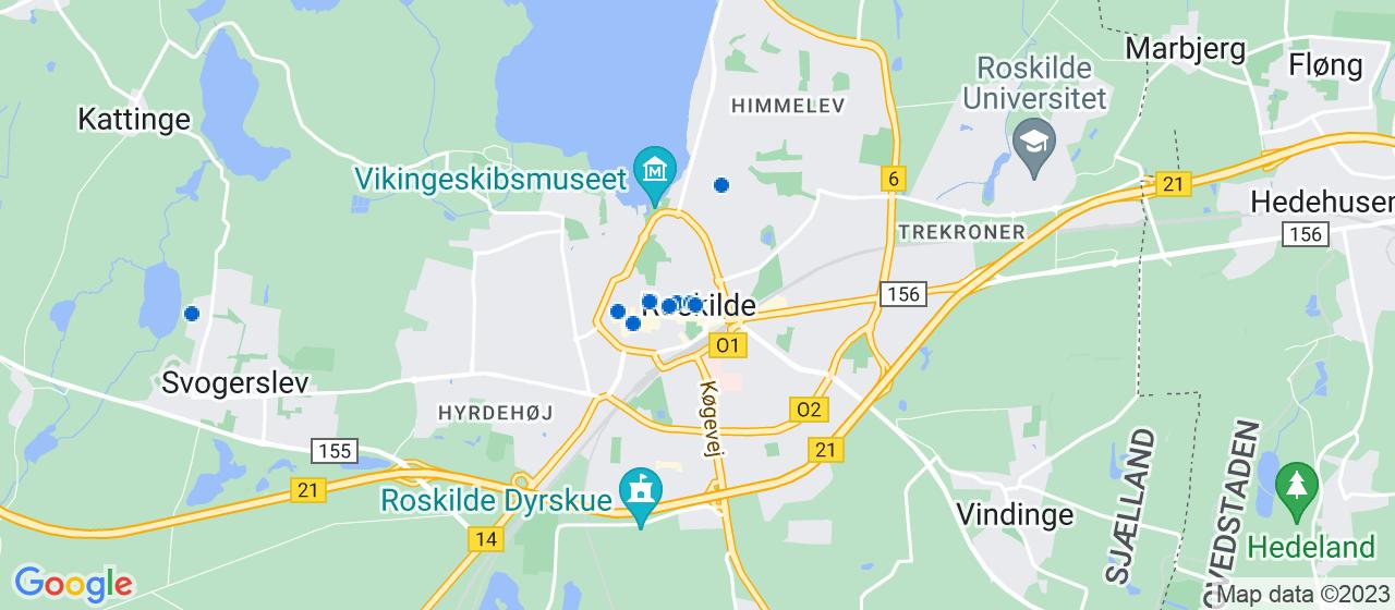 tandlæger i Roskilde
