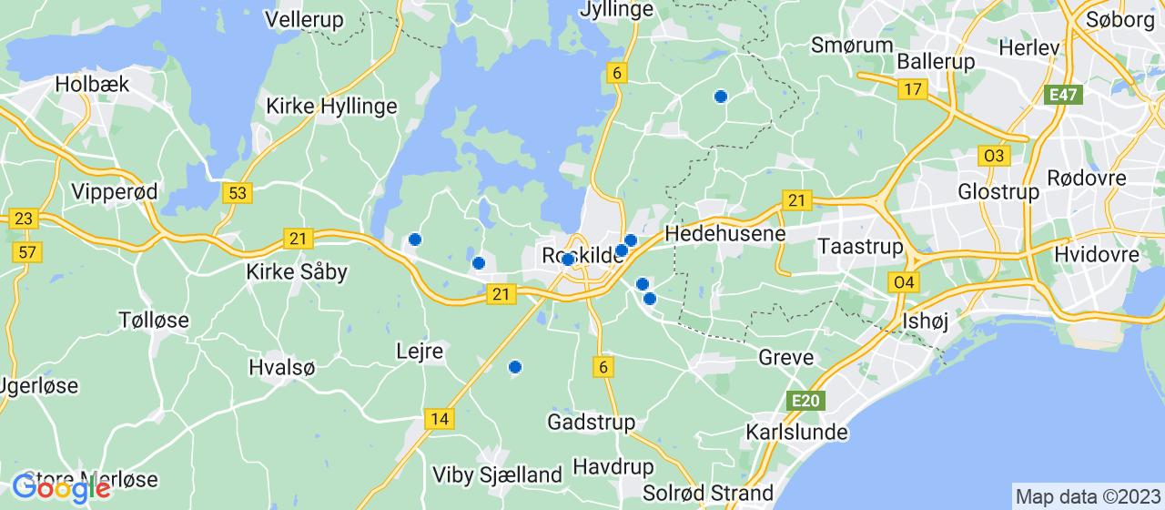 alarmselskaber i Roskilde