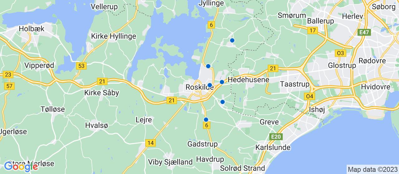 flyttefirmaer i Roskilde