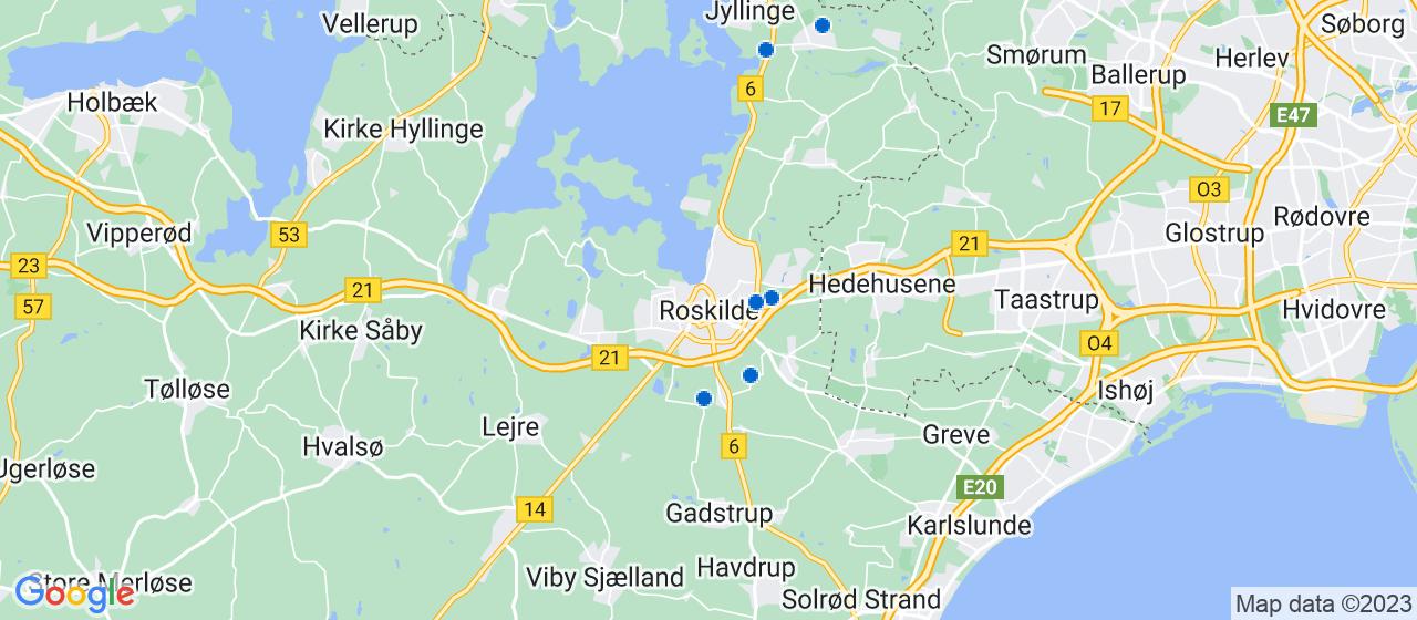 solcellefirmaer i Roskilde