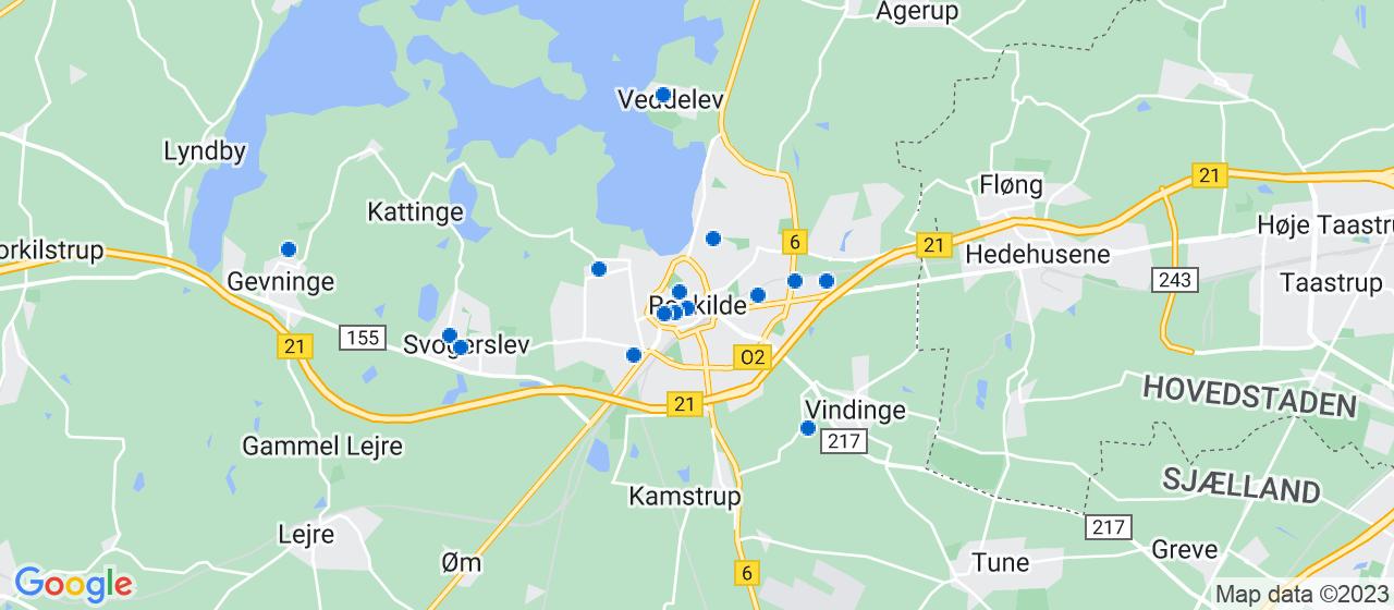 bogholder virksomheder i Roskilde