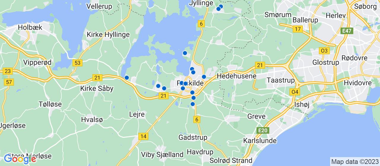 varmepumpe firmaer i Roskilde