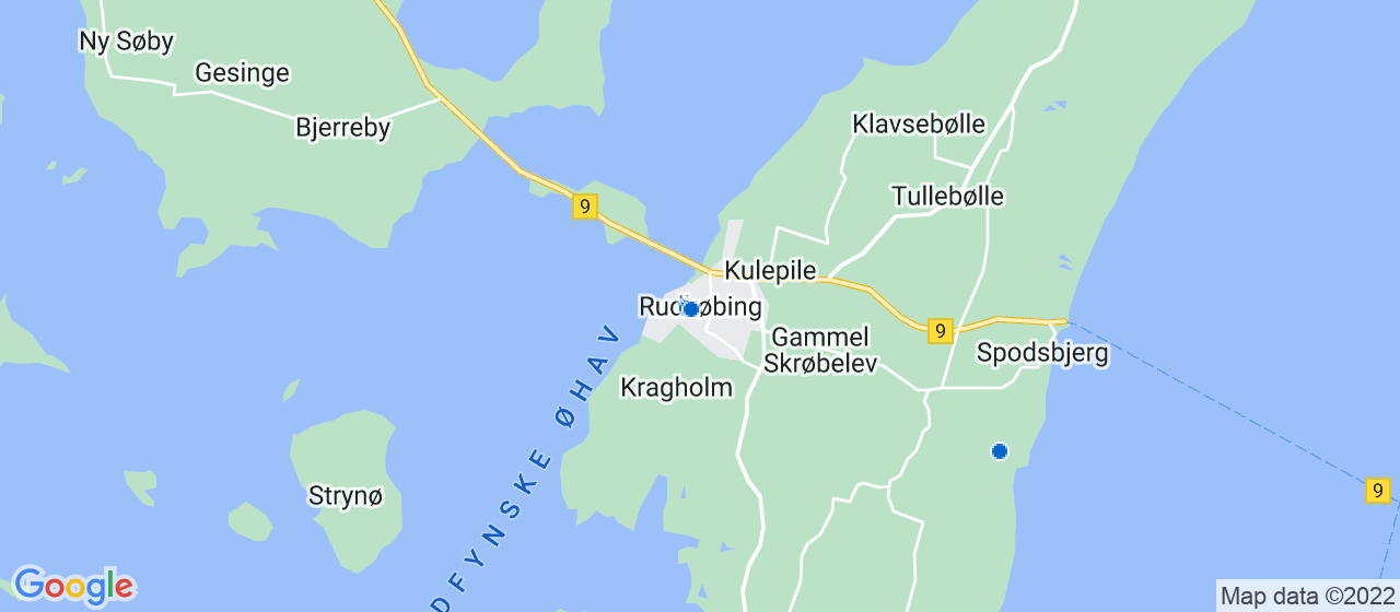 ejendomsmæglerfirmaer i Rudkøbing