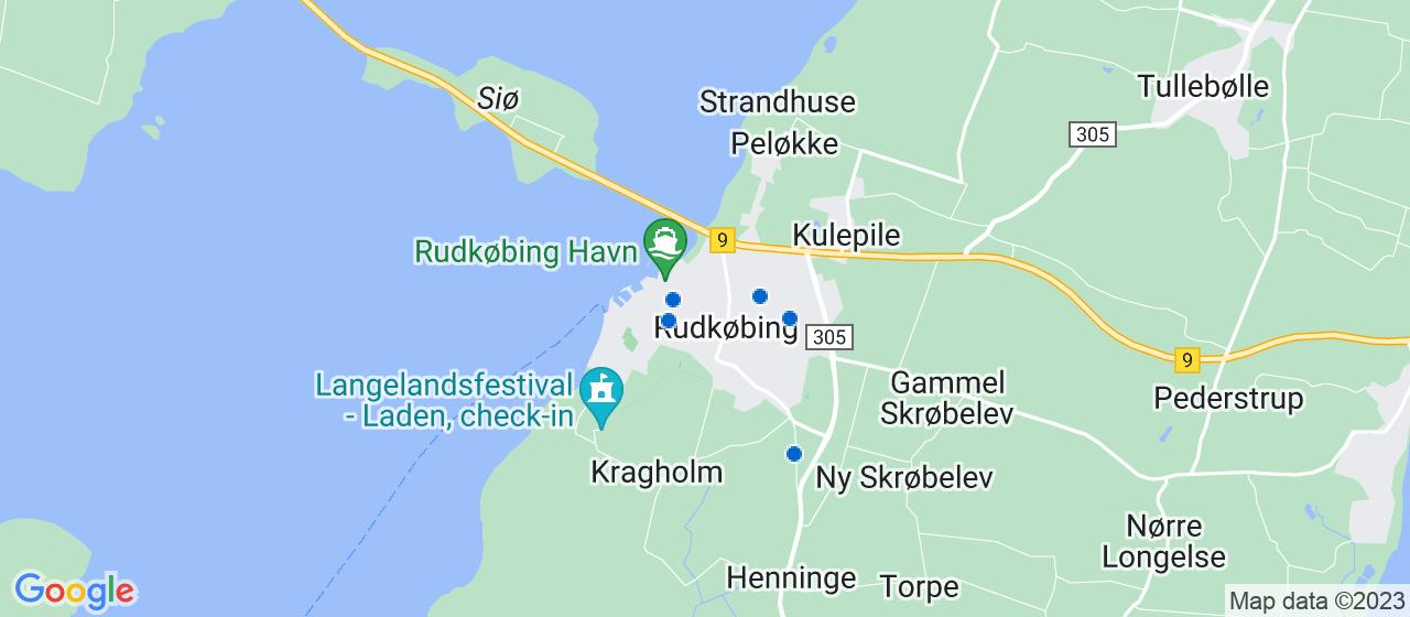 elektrikerfirmaer i Rudkøbing