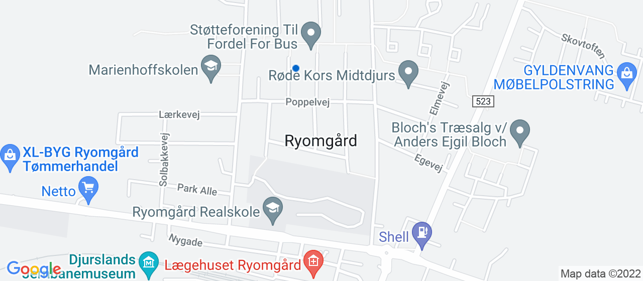 rengøringsfirmaer i Ryomgård