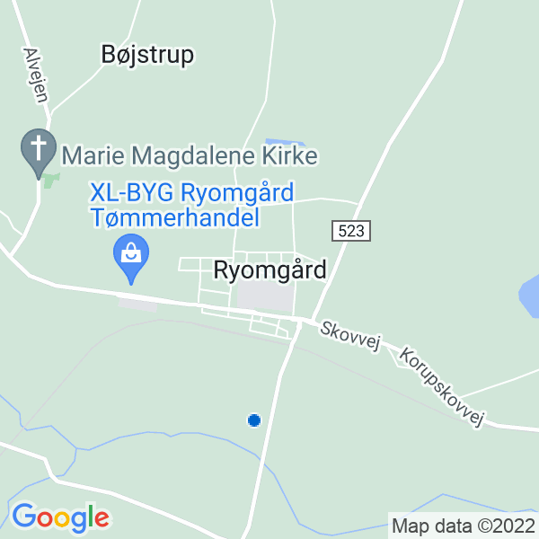 flyttefirmaer i Ryomgård