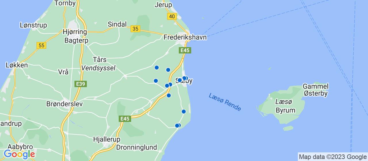 tømrerfirmaer i Sæby