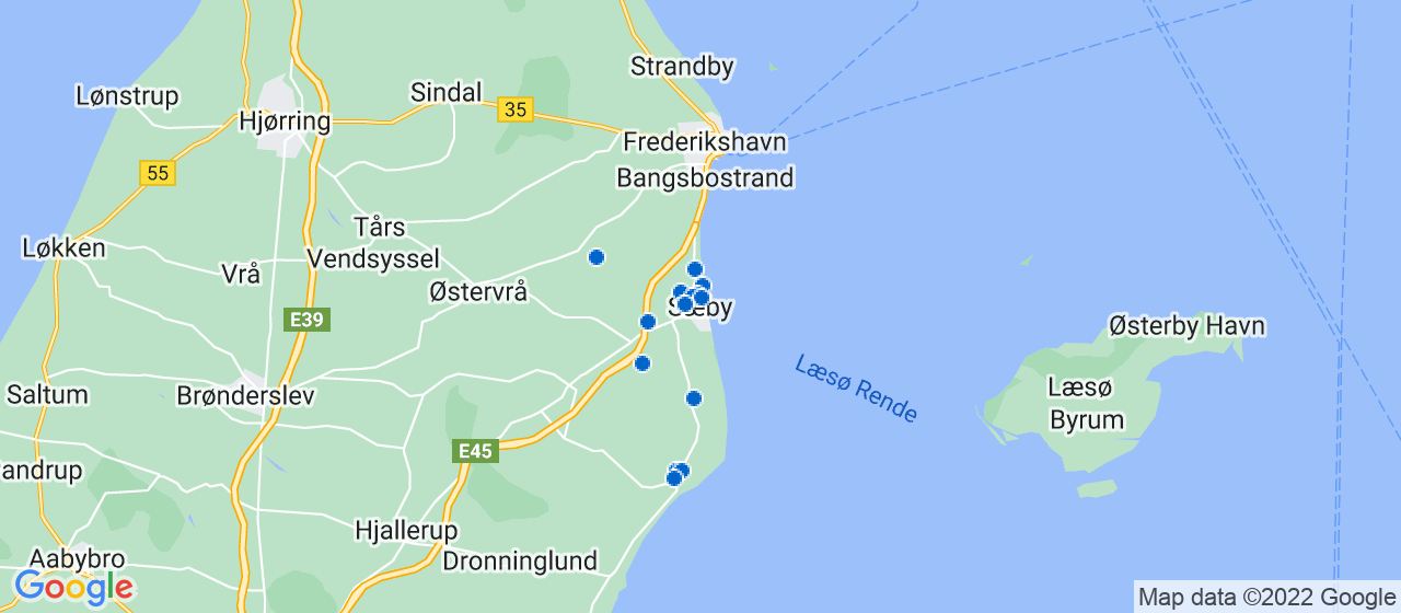 håndværkerfirmaer i Sæby