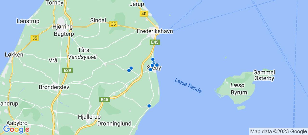 elektrikerfirmaer i Sæby