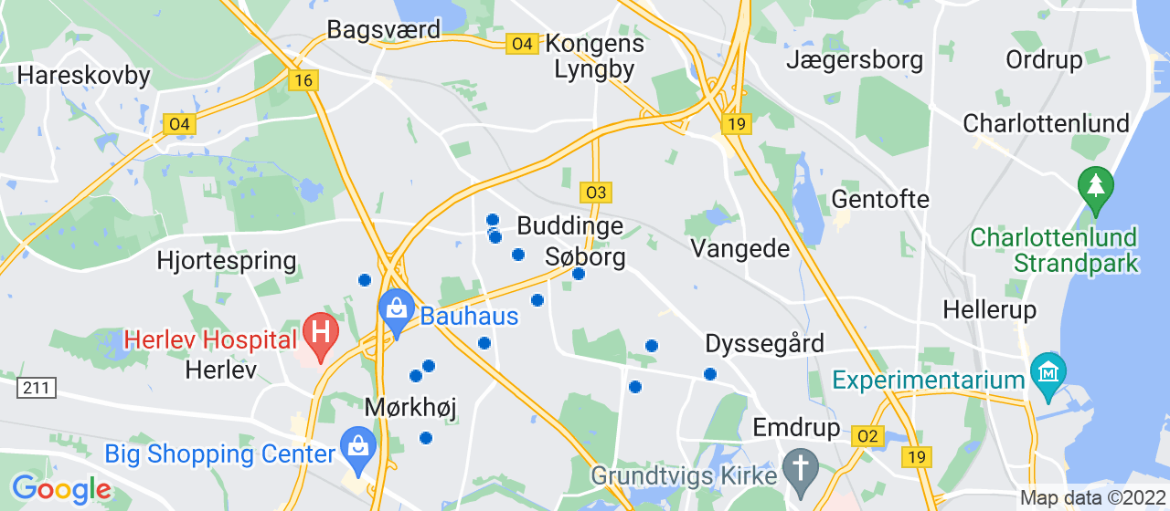 tømrerfirmaer i Søborg
