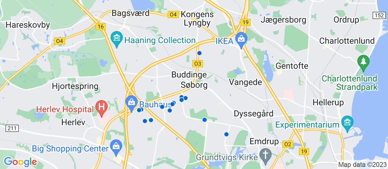 mekaniker firmaer i Søborg