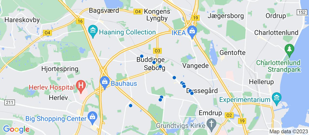 tandlæger i Søborg