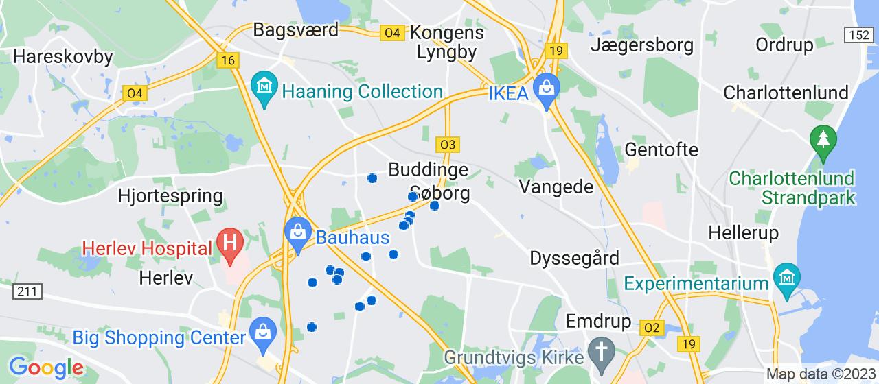 entreprisefirmaer i Søborg