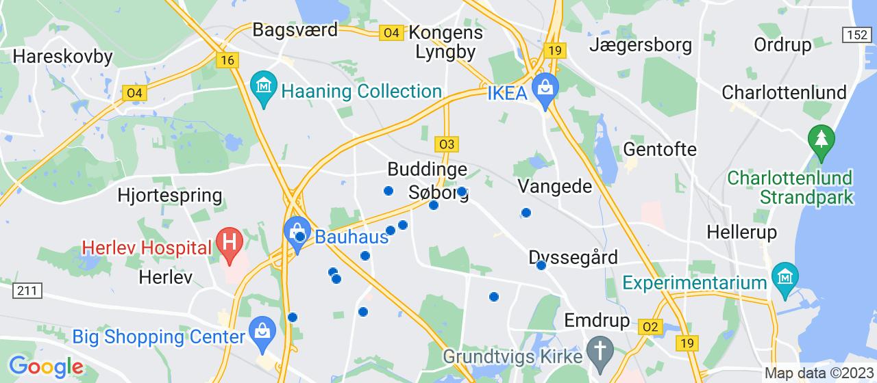murerfirmaer i Søborg