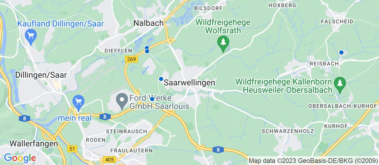 Umzugsunternehmen i Saarwellingen