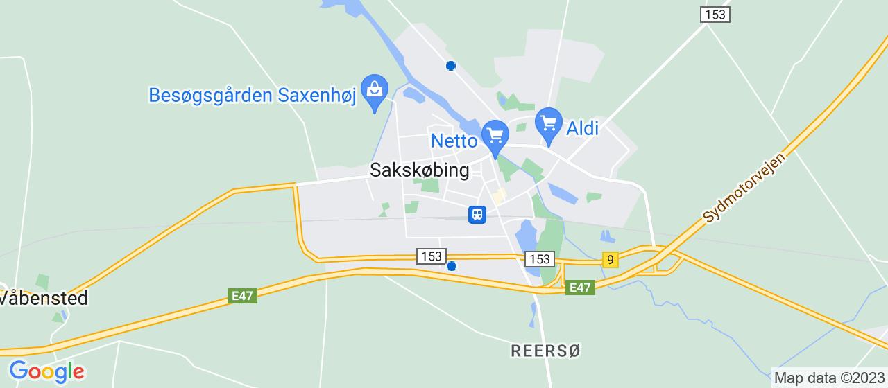 VVS firmaer i Sakskøbing