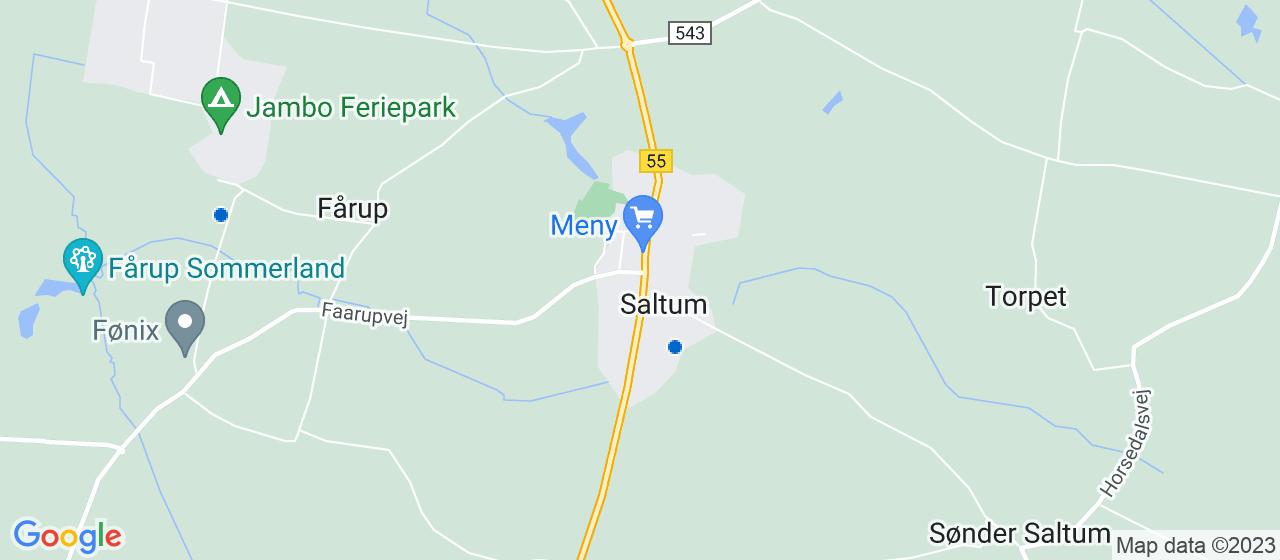 brolægger firmaer i Saltum
