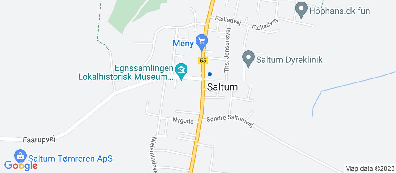 mekaniker firmaer i Saltum
