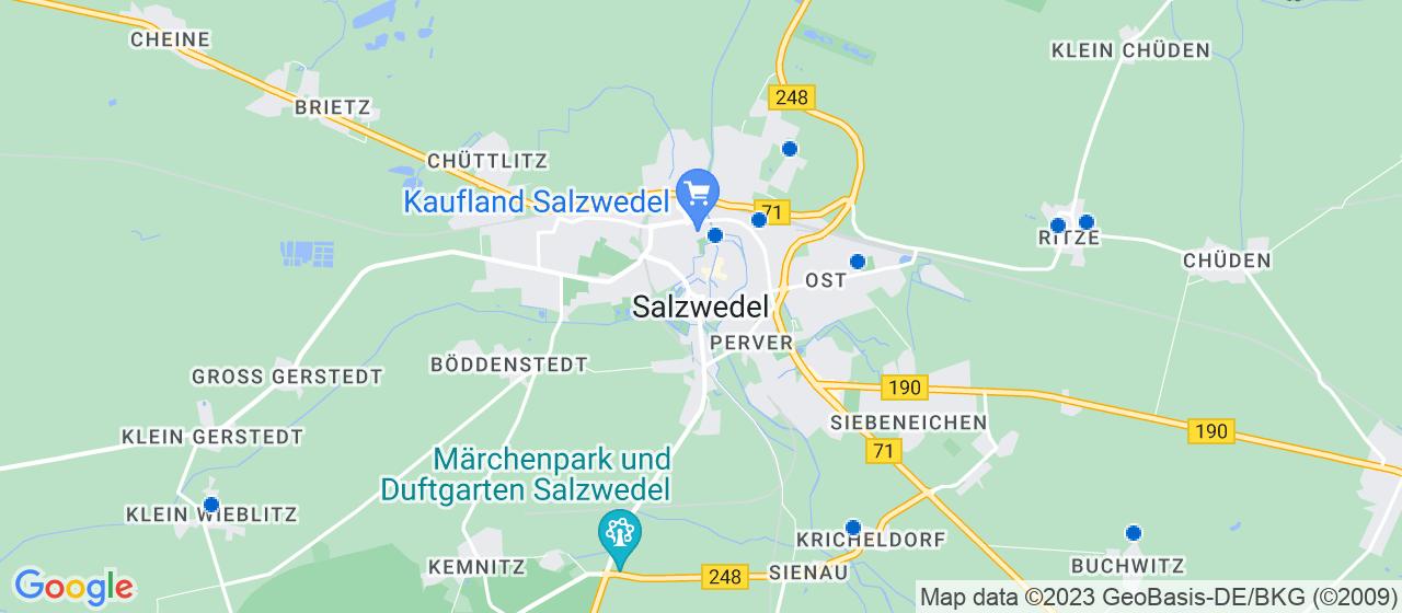 Umzugsunternehmen i Salzwedel