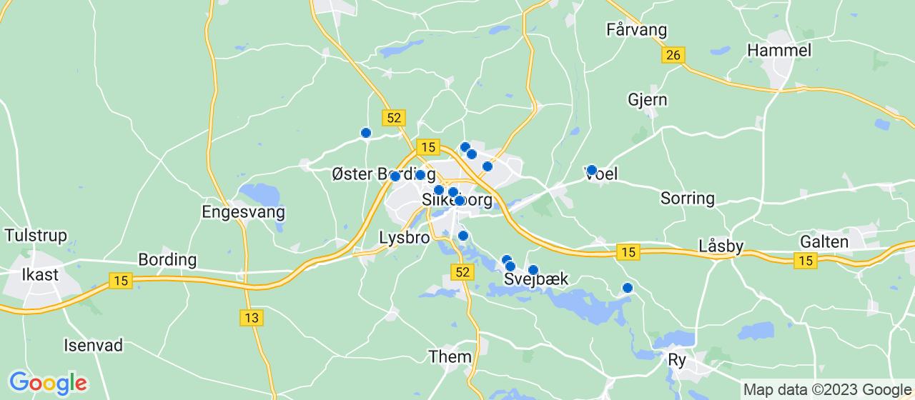 byggefirmaer i Silkeborg