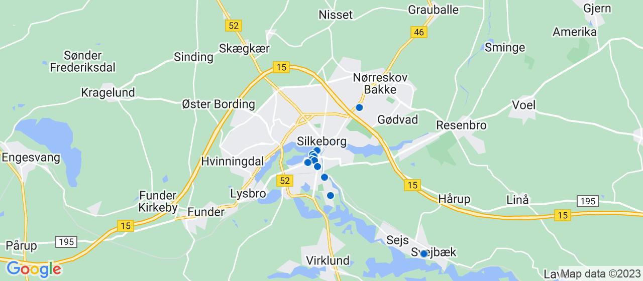 advokatfirmaer i Silkeborg