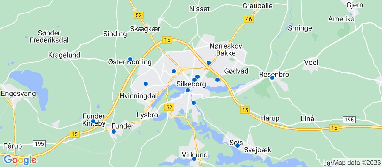 bogholder virksomheder i Silkeborg